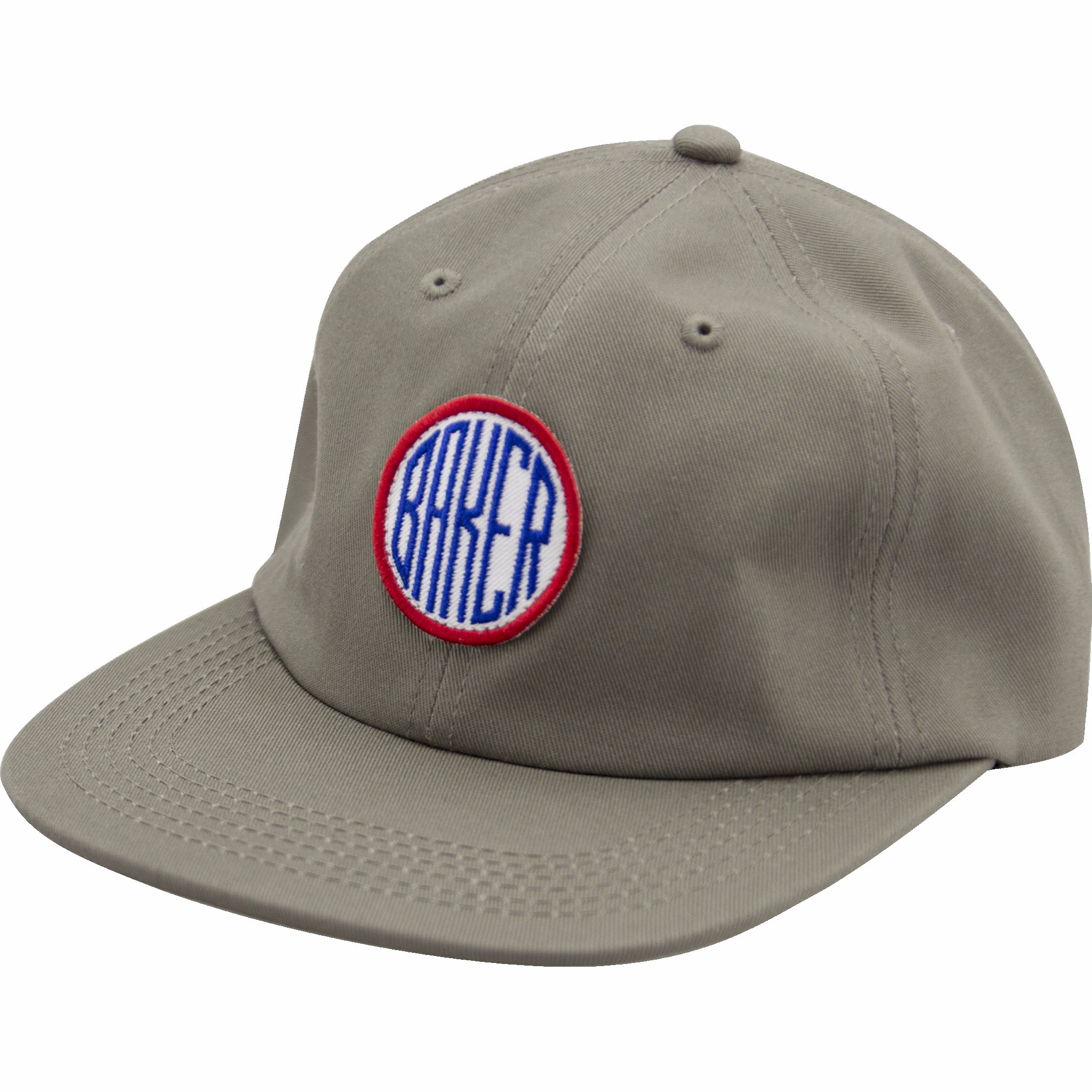 Baker Cap ROTC Olive Unstructured Strapback Skateboard Dad Hat FREE POST New