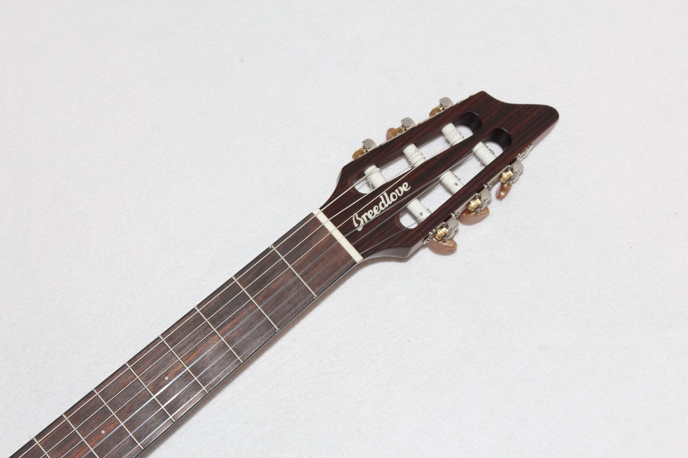 Breedlove Pursuit Nylon String Acoustic Electric Guitar Ebay