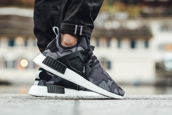 Adidas NMD_XR 1 'White Camo' BA 7233 Shoes White / FTWR White