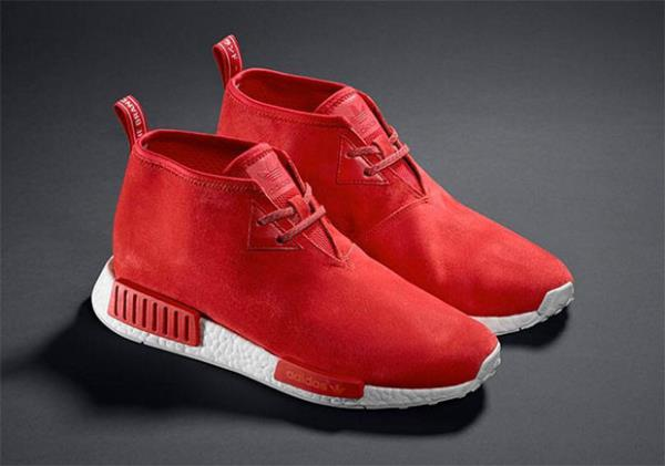 Real Boost Adidas NMD XR1 OG Blue Red [Adidas206] $125.00 :