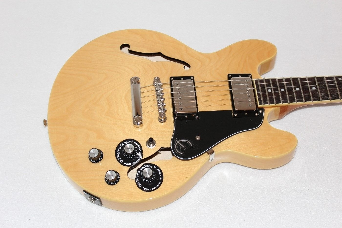 epiphone es 339 pro semi hollow body electric guitar ebay. Black Bedroom Furniture Sets. Home Design Ideas