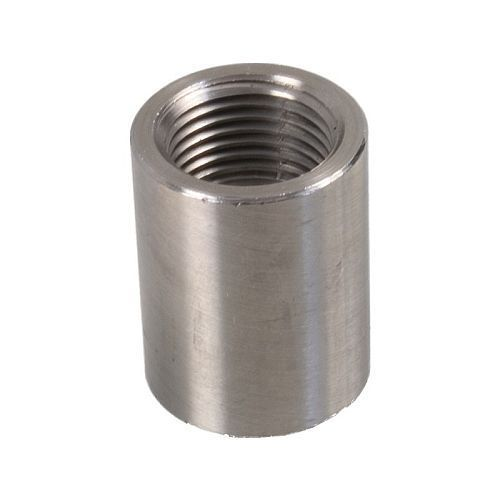 Stainless Steel Threaded Couplers : Quot stainless steel coupler cast pipe fitting fully
