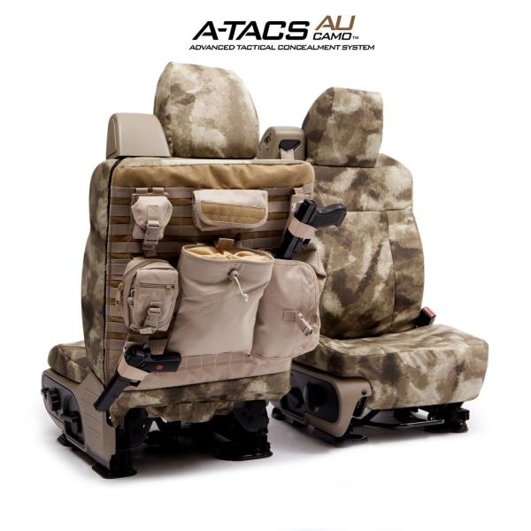 Coverking A TACS Arid Urban Camo Tactical Seat Covers For