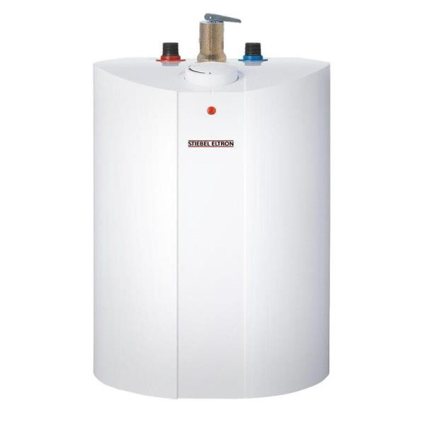 Stiebel eltron shc 4 gal electric point of use mini tank for Used water heaters