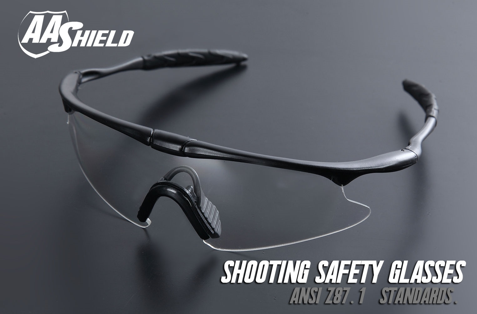 aa shield shooting safety glass protective goggles
