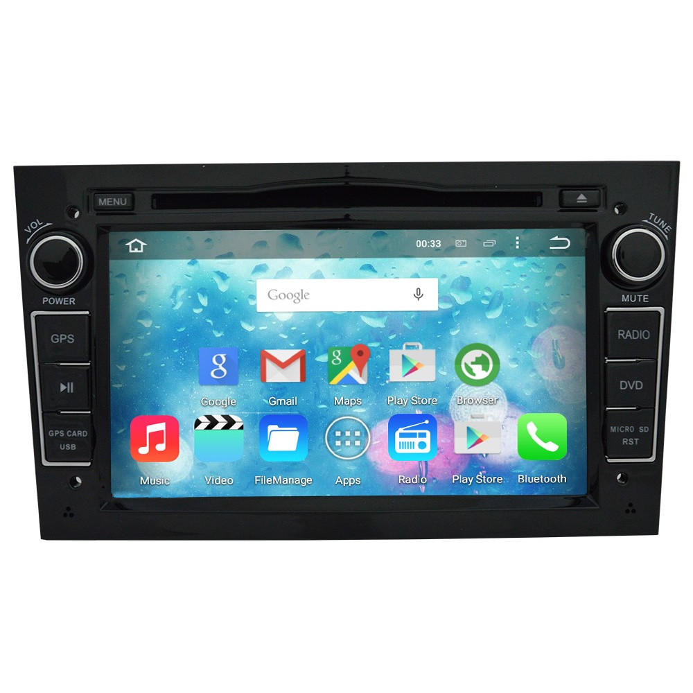 vauxhall zafira b meriva android 5 1 dab radio stereo gps. Black Bedroom Furniture Sets. Home Design Ideas