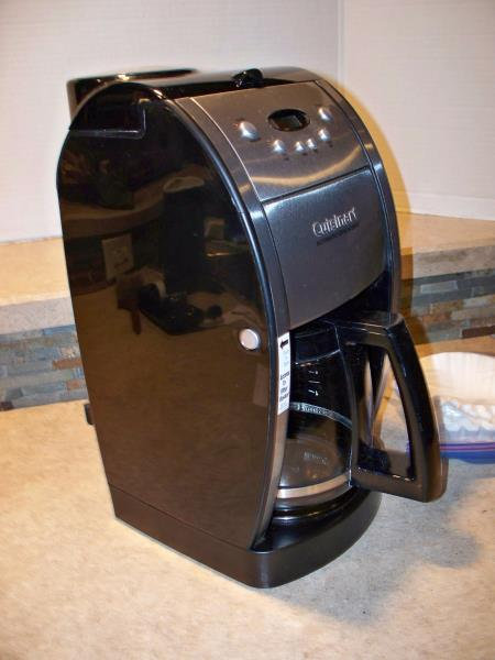 Cuisinart Coffee Maker Old Models : Cuisinart Grind and Brew 12 Cup Automatic Coffee Maker Model DGB-550 86279021915 eBay