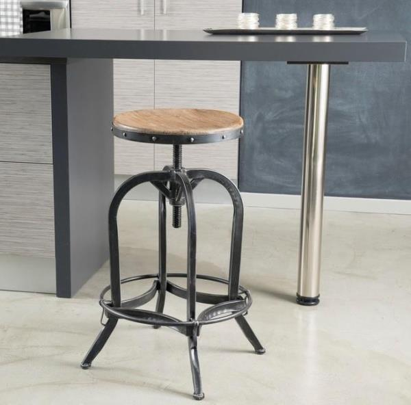 Modern Kitchen Bar Stools Kitchen Islands With Table: Bar Stools Counter Seating Kitchen Island Table Dining
