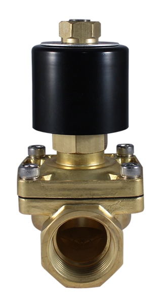 Inch Open on 12 Volt Vacuum Solenoid Valve On Electric Air