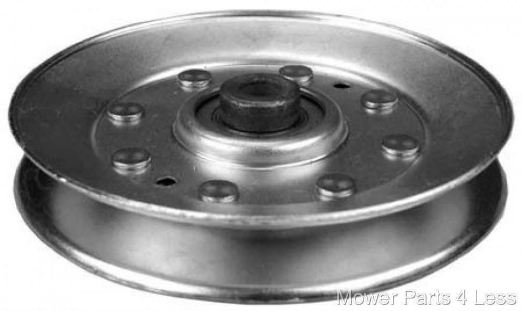 Rope Pulley Drive : Replacement drive pump idler pulley for scag