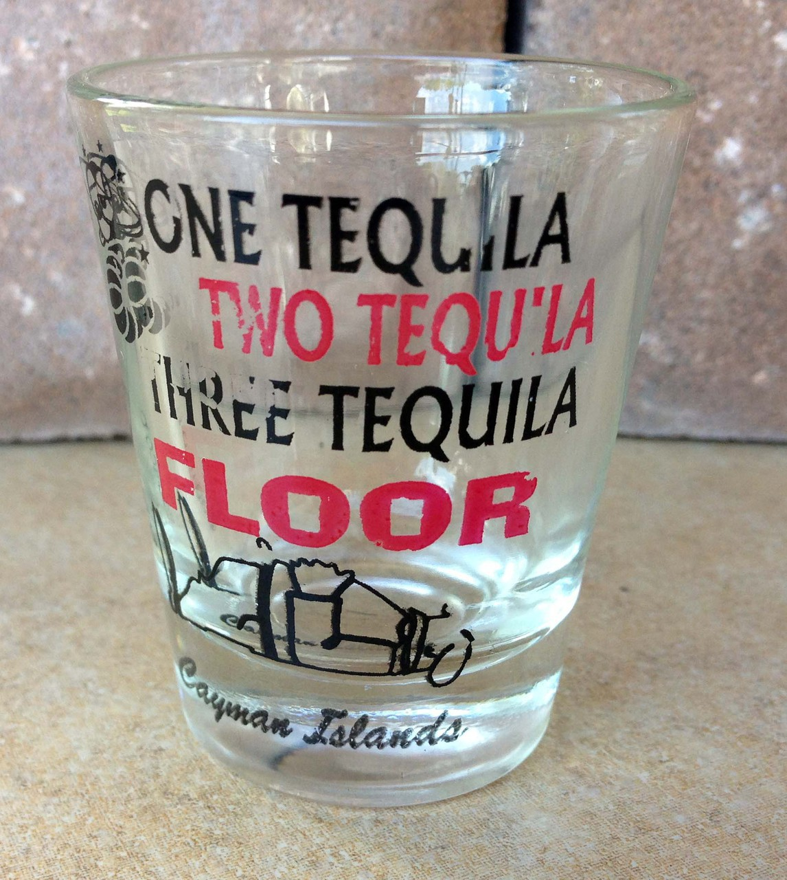 Cayman islands one tequila two tequila three tequila floor for 1 tequila 2 tequila 3 tequila floor lyrics