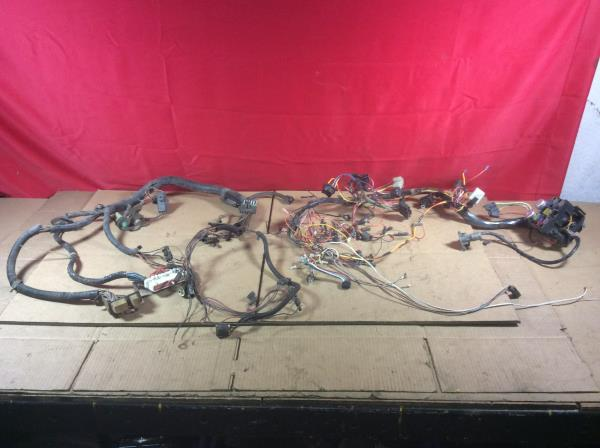 83-86 jeep cj cj5 cj7 wiring harness underhood engine ... cj7 dash wiring harness route