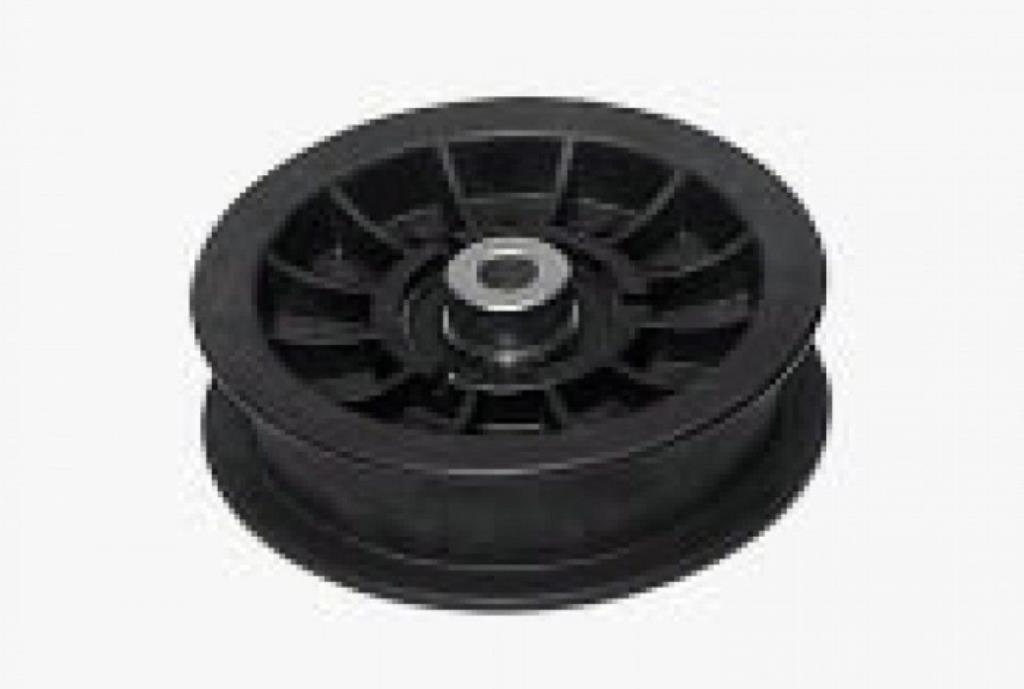 Rope Pulley Drive : Replacement flat idler pulley for mtd  d