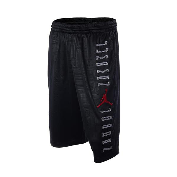 6ce62f450a3 ... (658514 010) men's air jordan retro 11 bred basketball shorts