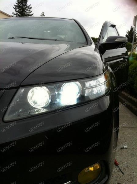 9005 Led Bulbs W Special Decoder For Acura Tl High Beam