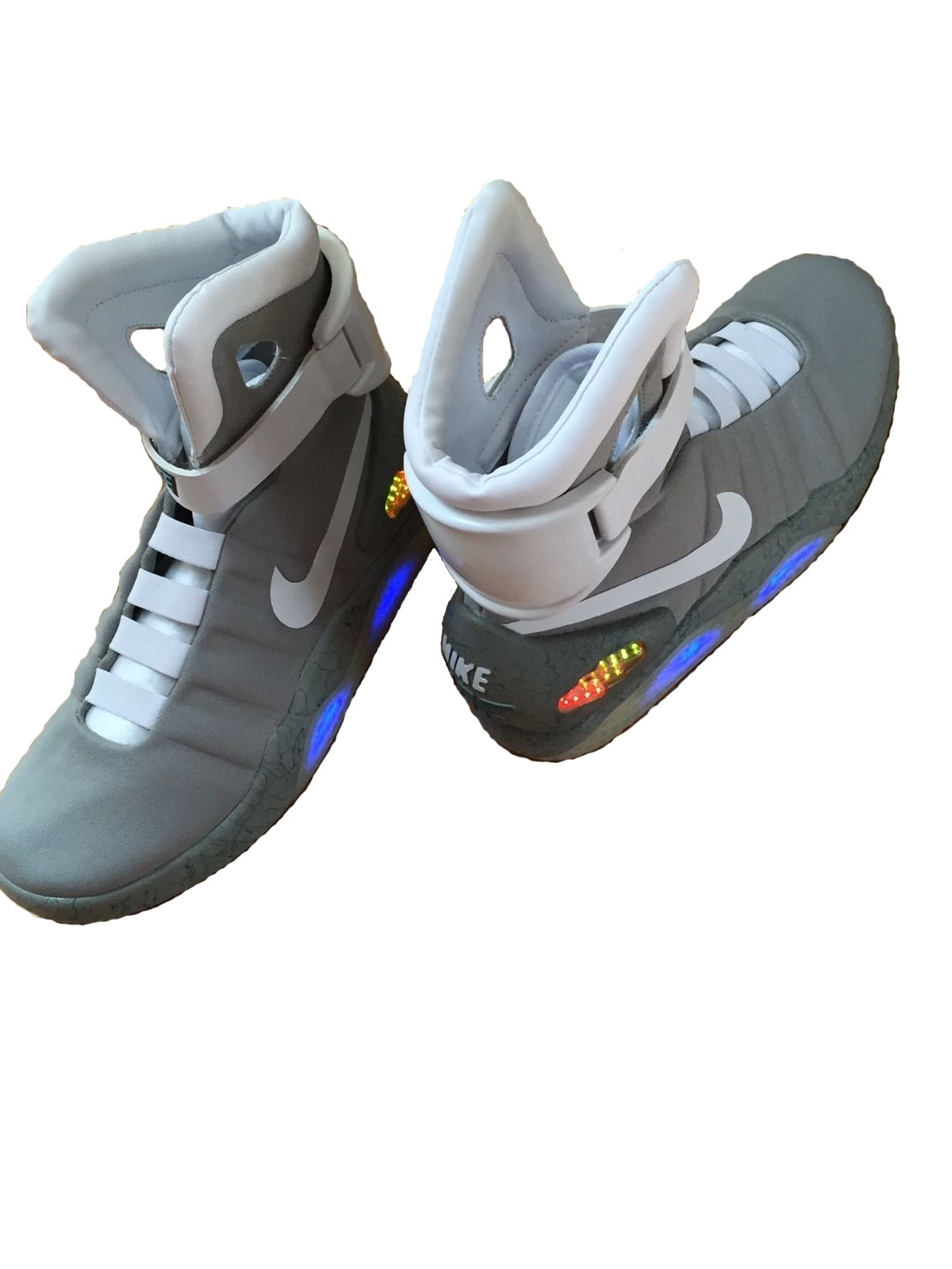 New Back To The Future 2 Shoes Officially Licensed Nike ...