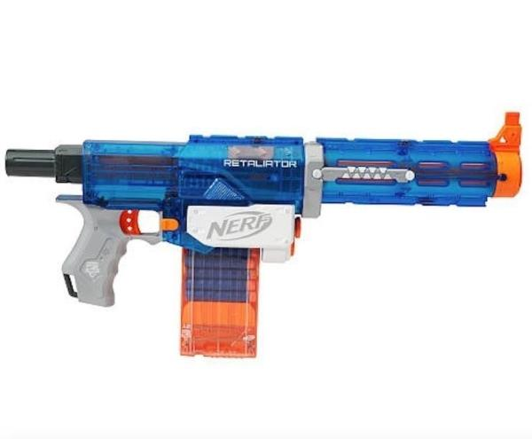 NERF Zombie Strike Sledgefire Unboxing And Review