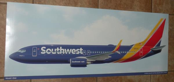 southwest airlines communication paper Southwest airlines is going electronic starting in may a new reservation system will replace the paper tickets currently issued by the airline.