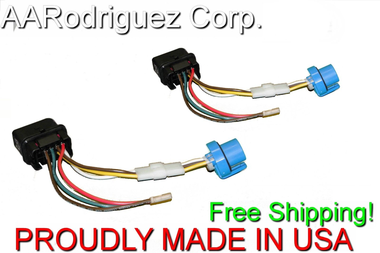 New complete internal headlight wiring harness