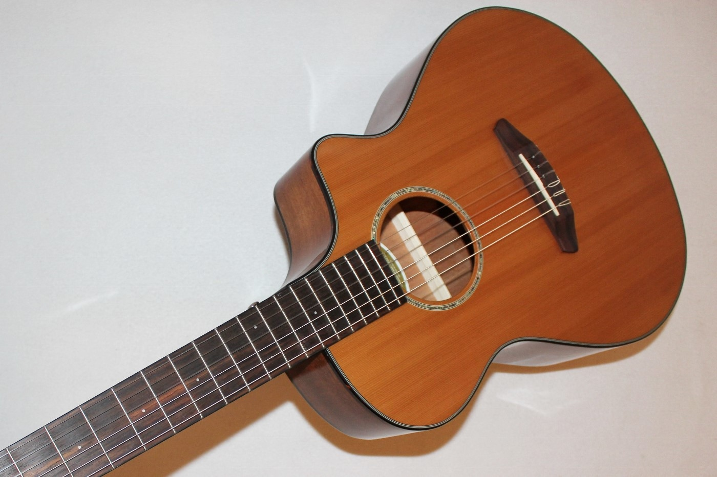 breedlove pursuit nylon string acoustic electric guitar ebay. Black Bedroom Furniture Sets. Home Design Ideas