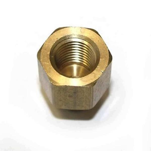 Quot npt to pipe thread adapter bushing adaptor