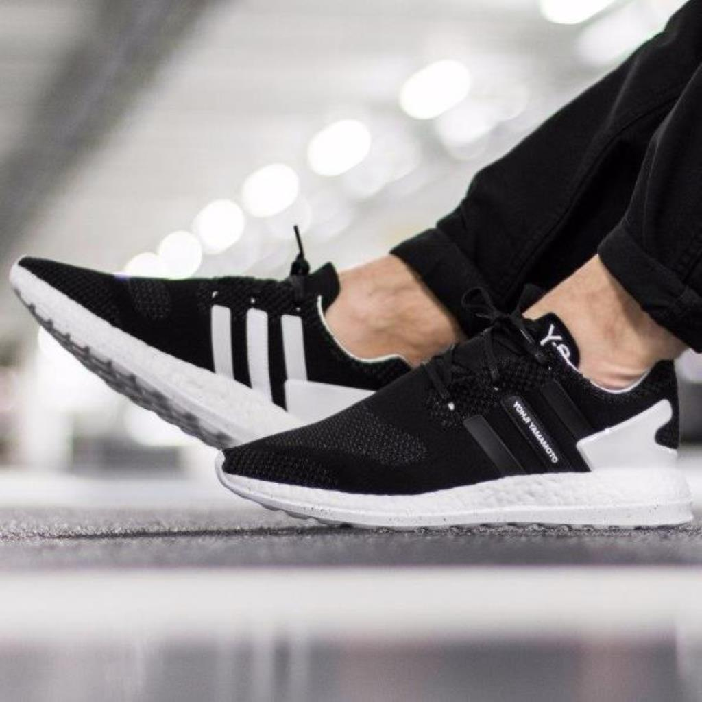 Adidas Y3 Pureboost White BY8955