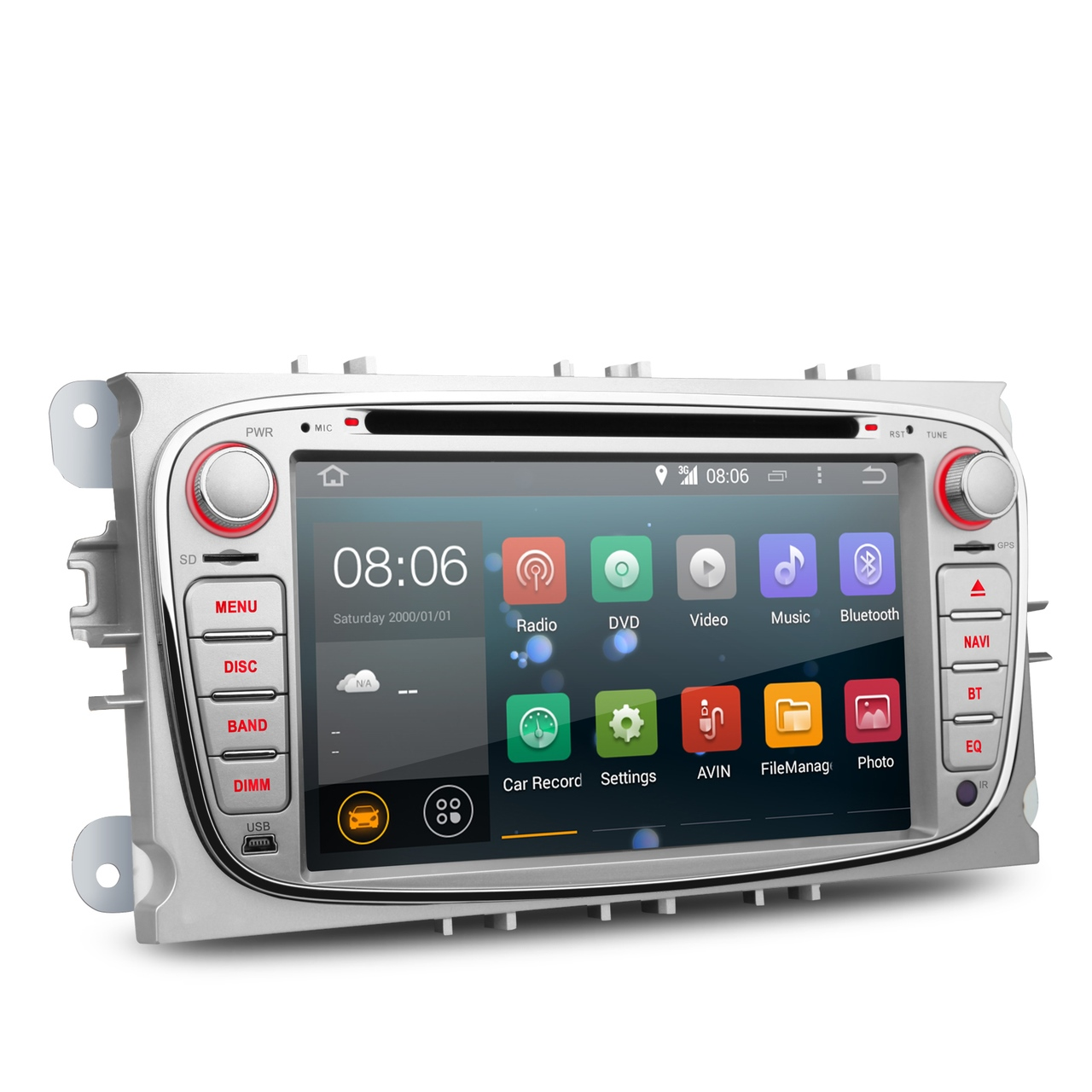 Bluetooth head unit android / Tnt fish store