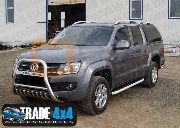 vw amarok dachtr ger tr ger bars sahara aluminium volkswagen 4x4 pickup ebay. Black Bedroom Furniture Sets. Home Design Ideas