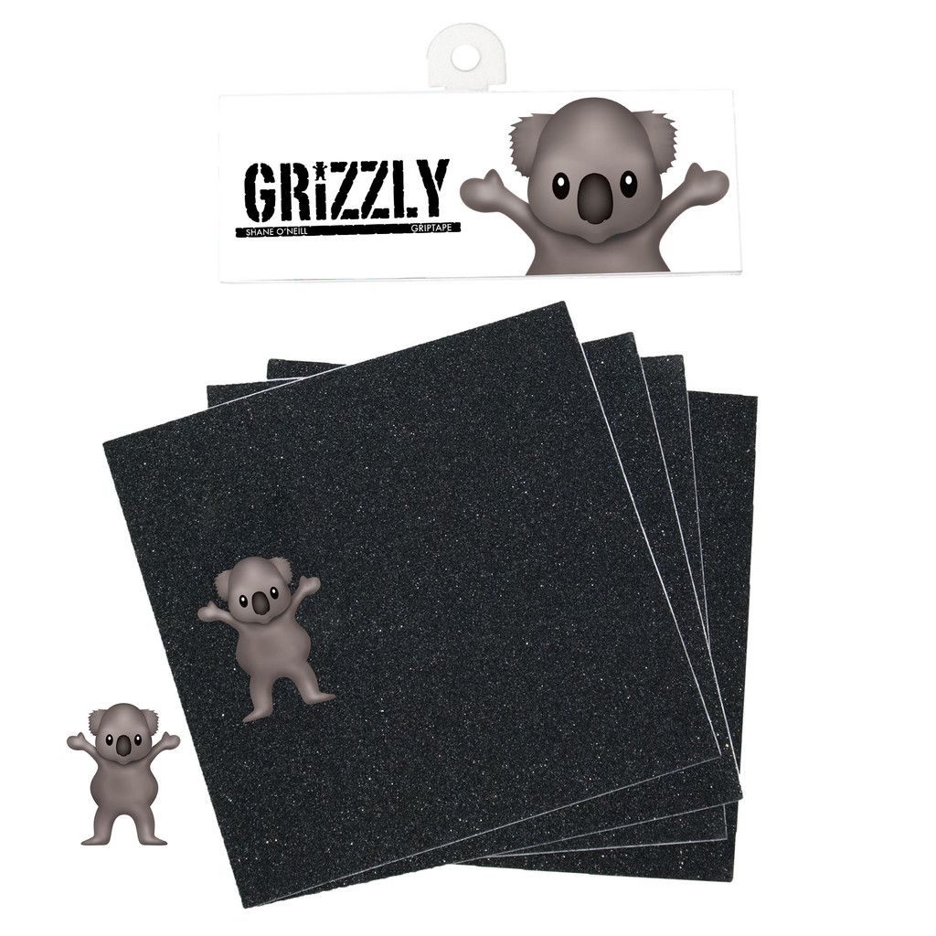 Grizzly Grip Shane ONeill Signature Squares Griptape