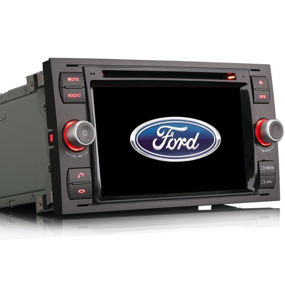 ford focus mk2 fiesta mk6 transit mk7 head unit gps radio. Black Bedroom Furniture Sets. Home Design Ideas