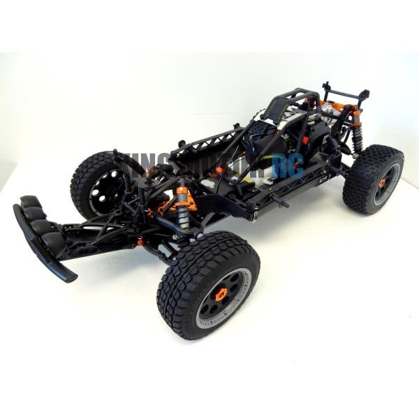 1 5 King Motor Rc T1000a Rtr 30 5cc Off Road Gas Truck Hpi