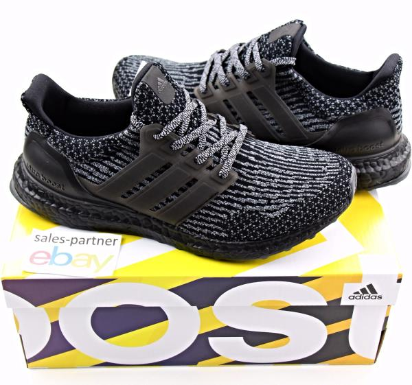 "The Limited Edition adidas Ultra Boost 3.0 ""Core"