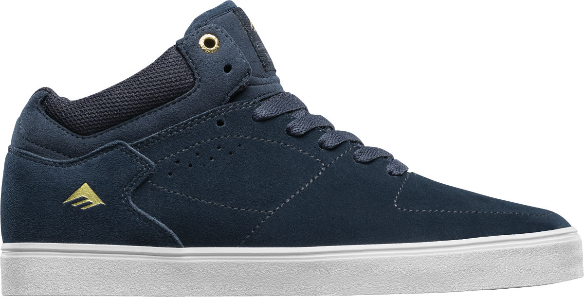 Emerica Shoes HSU G6 Mid Navy New FREE POST Skateboard Sneakers