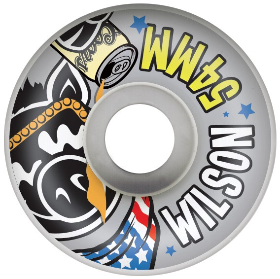 PIG Skateboard Wheels Cole Wilson Vice 54mm 101a FREE POST