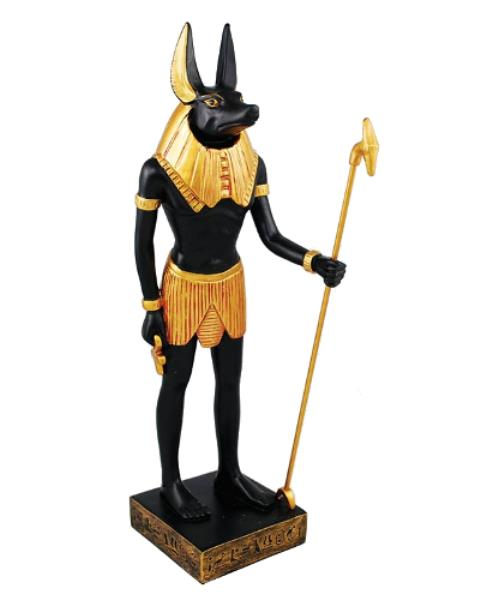 Egyptian God Anubis Ja...