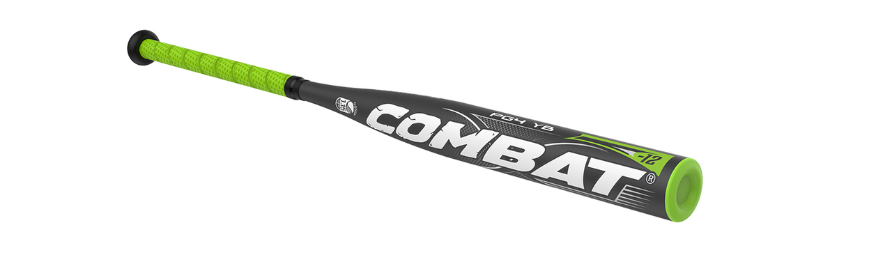 2016 combat portent pg4 youth baseball bat 2 1 4 barrel for Combat portent 31 19
