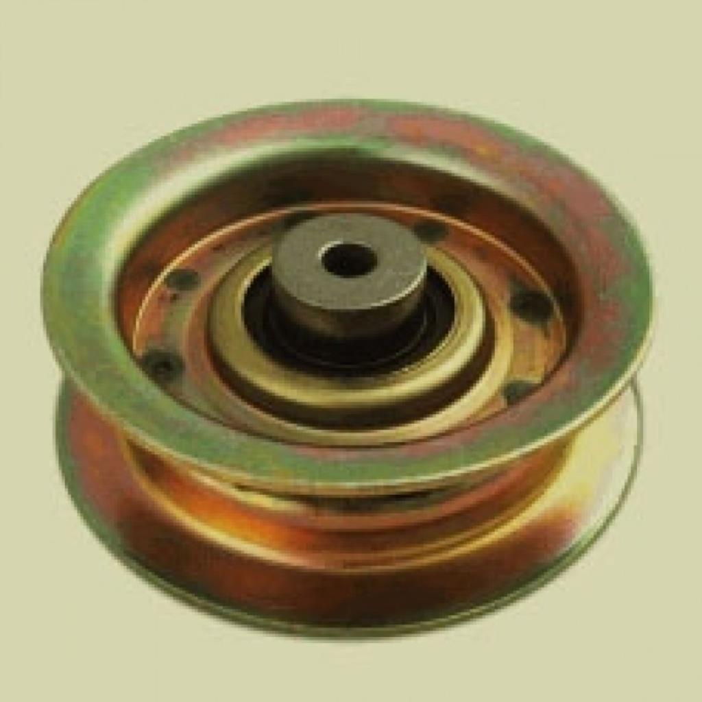 Rope Idler Pulley : Replacement flat idler pulley fits john deere scotts am