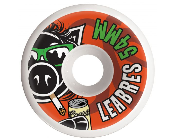 PIG Skateboard Wheels Jeremy Leabres Vice 54mm 101a FREE POST