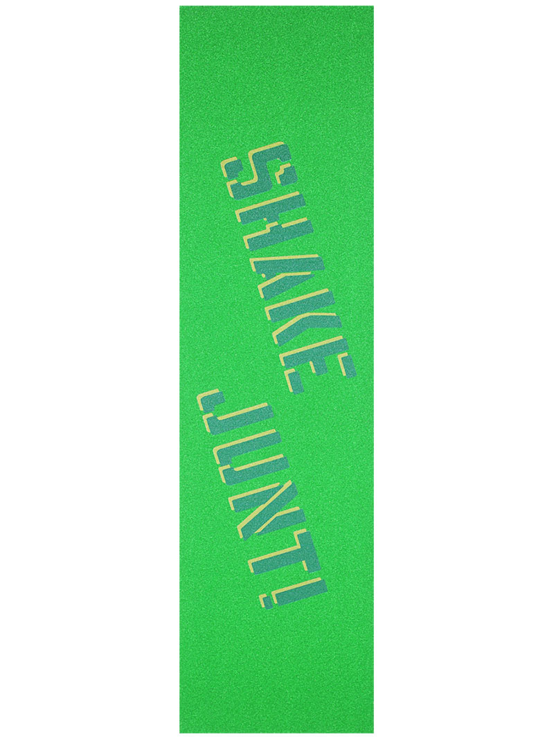 Shake Junt Grip Coloured Green New Full Skateboard Sheet Griptape FREE POST