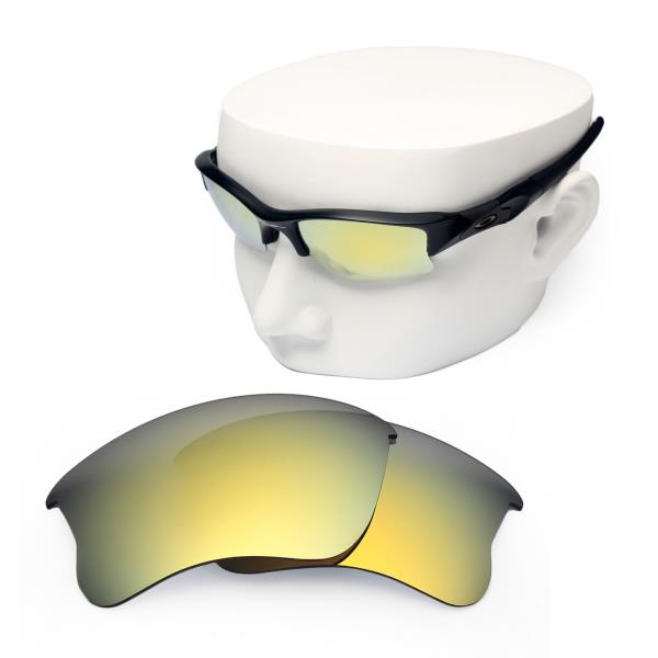 Oakley Flak Jacket Polarized Sunglasses  owlit iridium replacement lenses for oakley flak jacket xlj