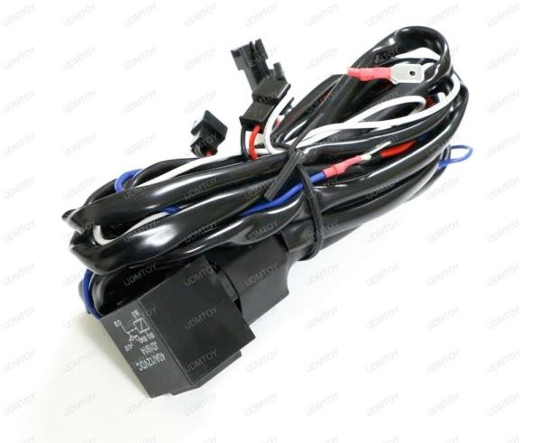bmw angel eyes halo rings led or ccfl relay harness w fade on for ccfl angel eyes you will also need ccfl converters separately