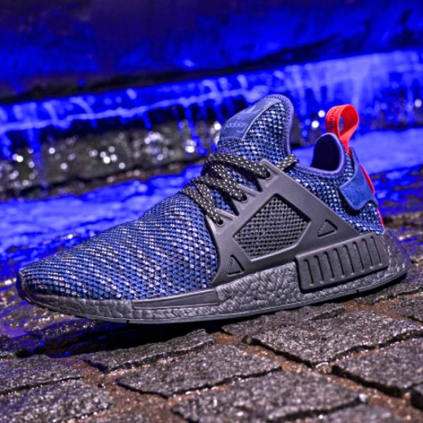 adidas NMD XR1 (Grey Solar Red) Ubiq