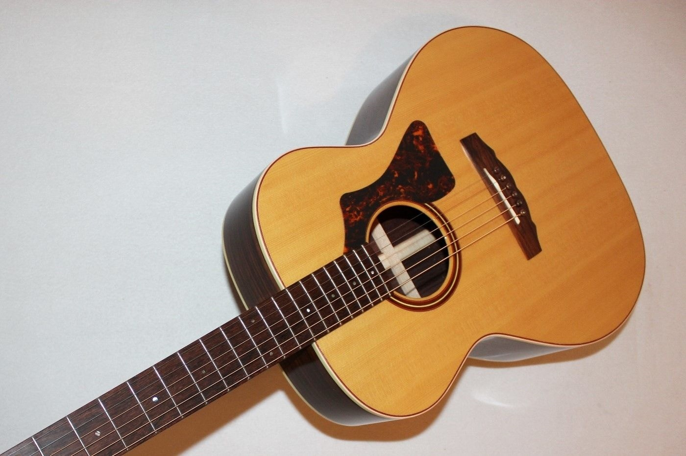 Guild Usa Cv 1 F 40 All Solid Wood Acoustic Guitar W