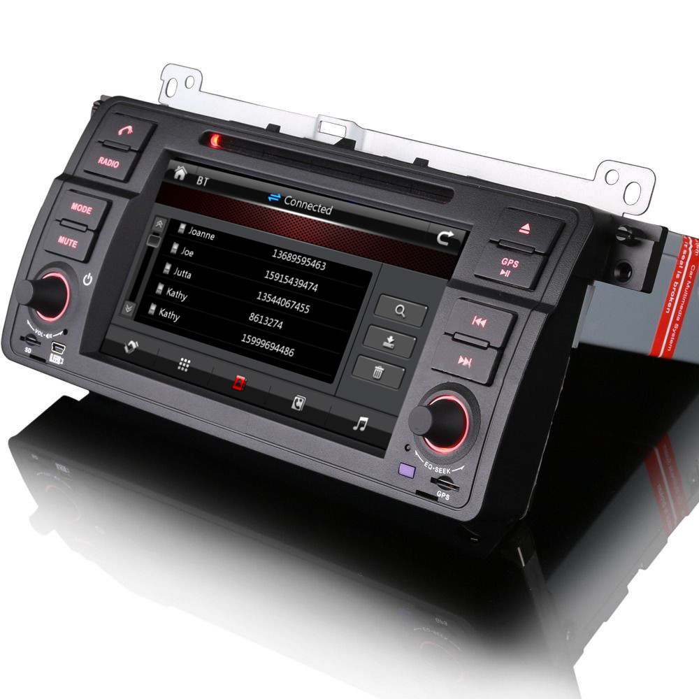 bmw e46 mg zt oem style head unit radio gps satnav. Black Bedroom Furniture Sets. Home Design Ideas