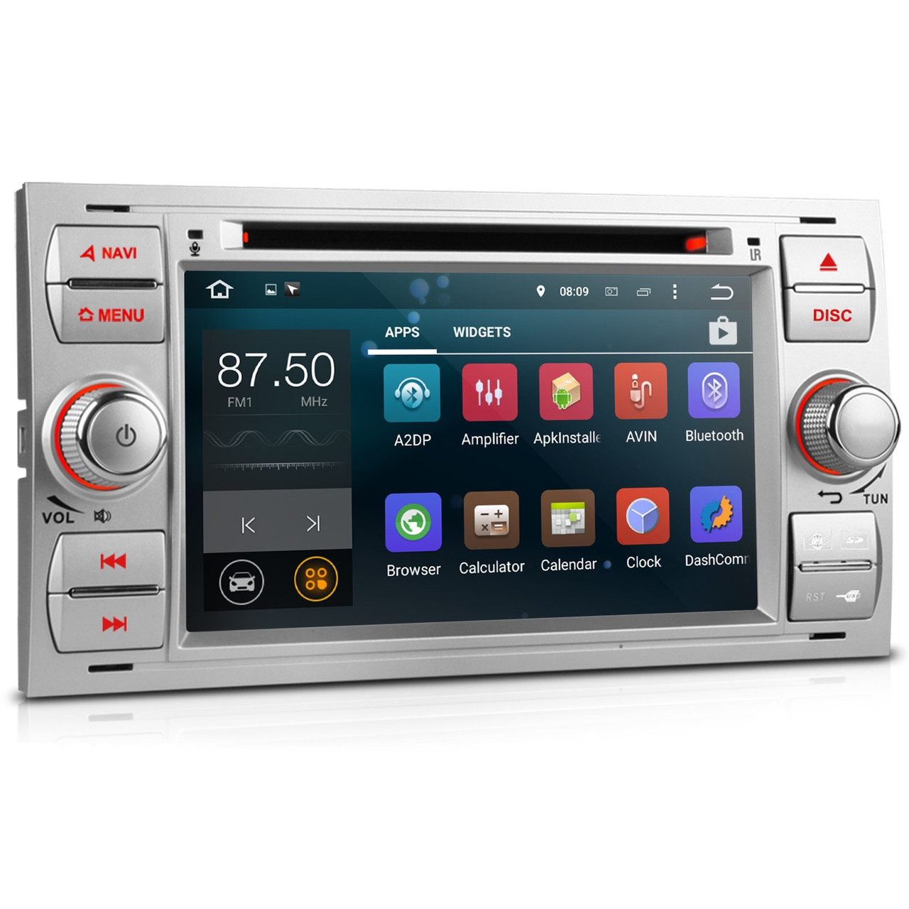 ford mondeo mk3 android 5 1 headunit radio stereo. Black Bedroom Furniture Sets. Home Design Ideas