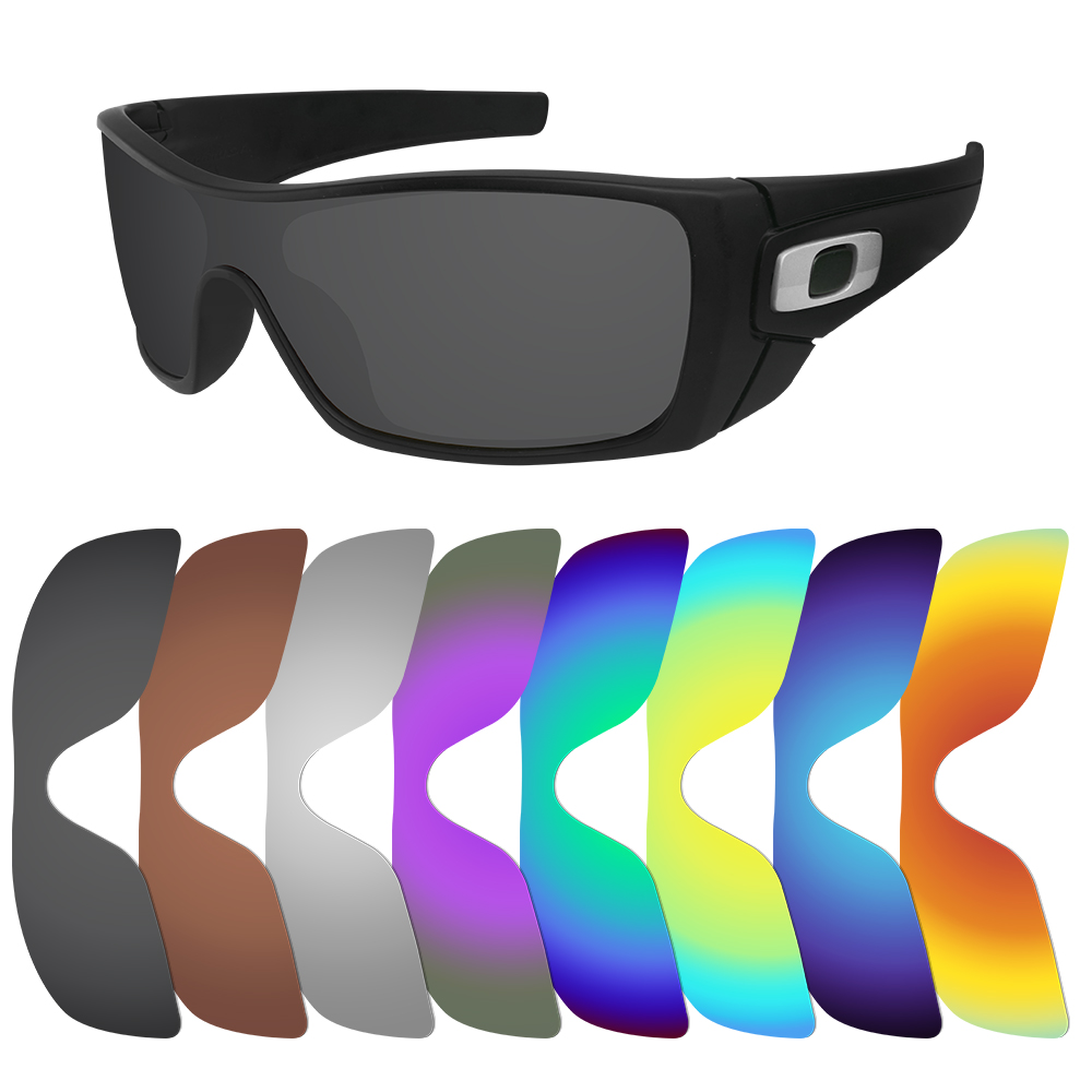 replacement lenses for oakley batwolf sunglasses  polarized replacement lenses for oakley batwolf sunglasses multiple options