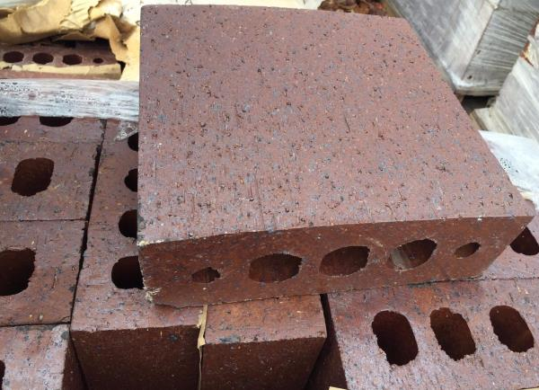 Fire Resistant Brick : Bn rare architectural refractory fire resistant brick