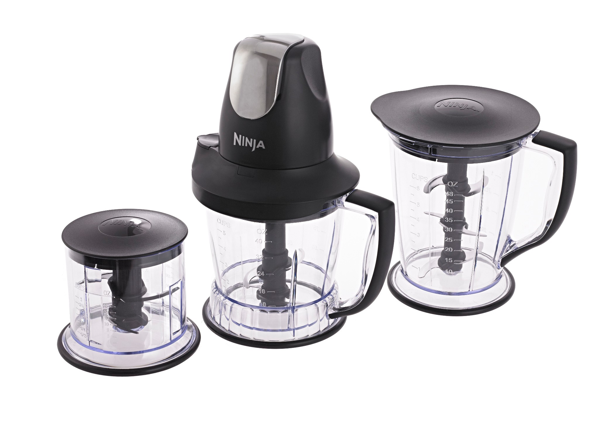 how to use ninja food processor attachment