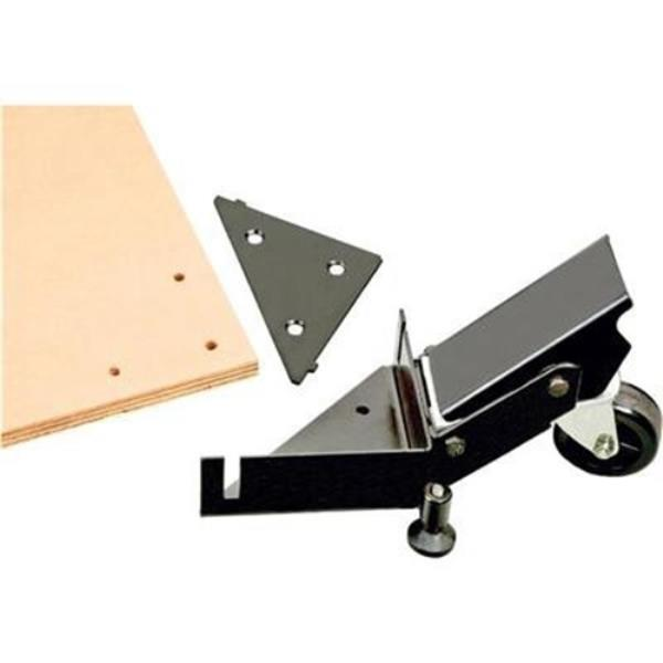 Universal Steel Stationery Mobile Machine Tool Base For Table Saw Shaper Etc Ebay