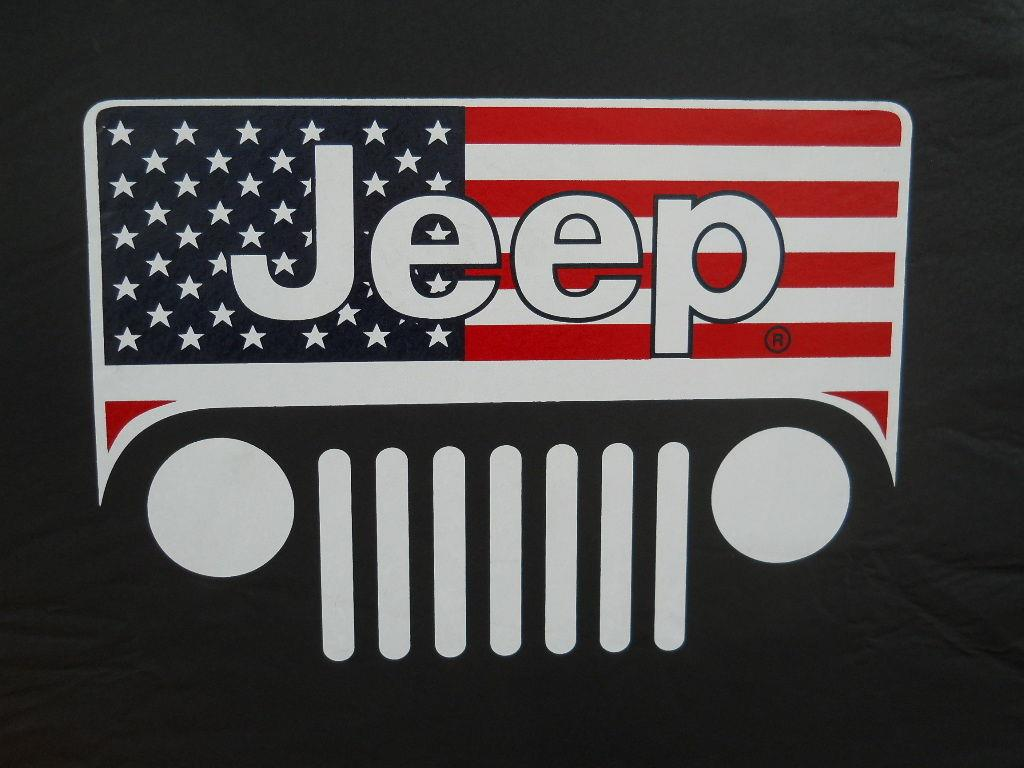 Jeep Wrangler Liberty All American Flag 29 Quot Inch Soft